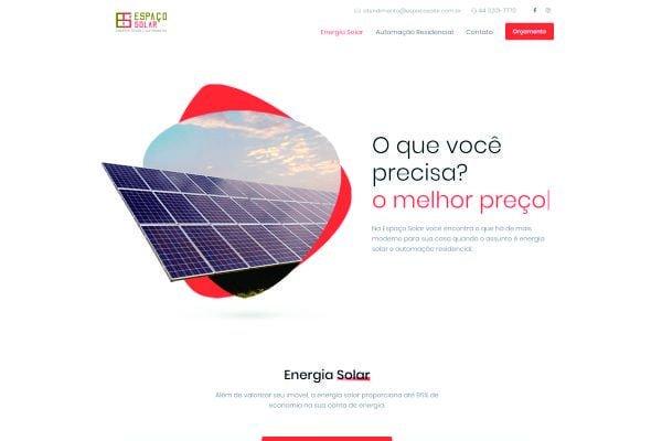 Espaço Solar - Energia Solar e Automação